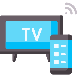 connecter-telephone-tv-huawei-p30